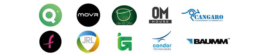 Logos Finalistas